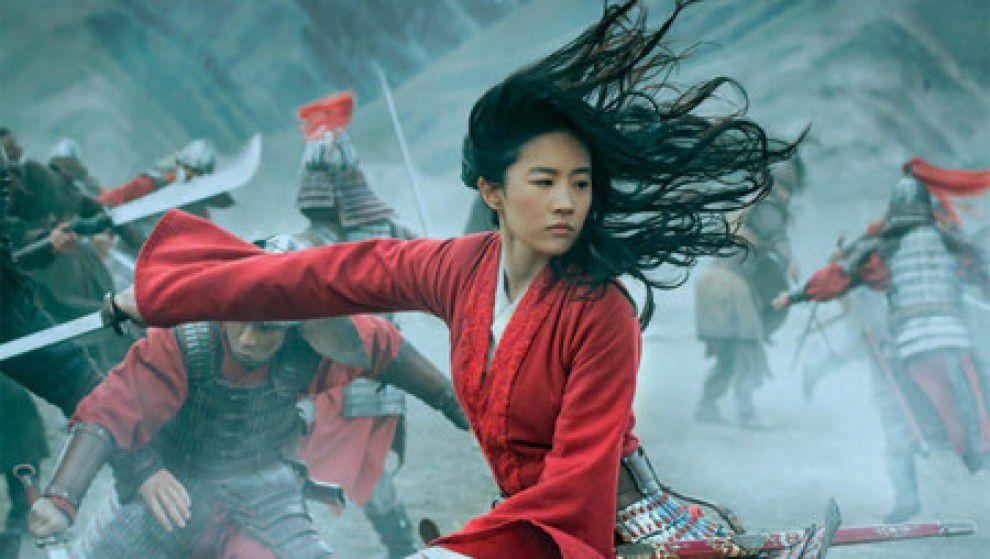 """Disney publica """"Mulan"""" en su propio portal de streaming"""